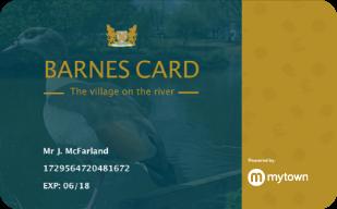 Barnes Card